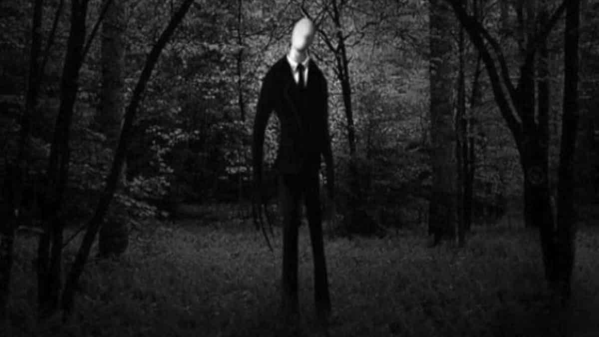 slender man capa