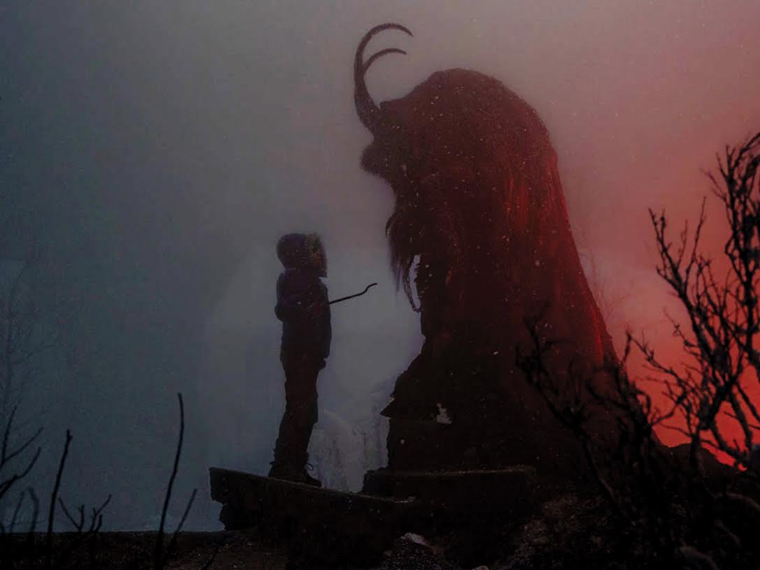 Krampus mundo sombrio