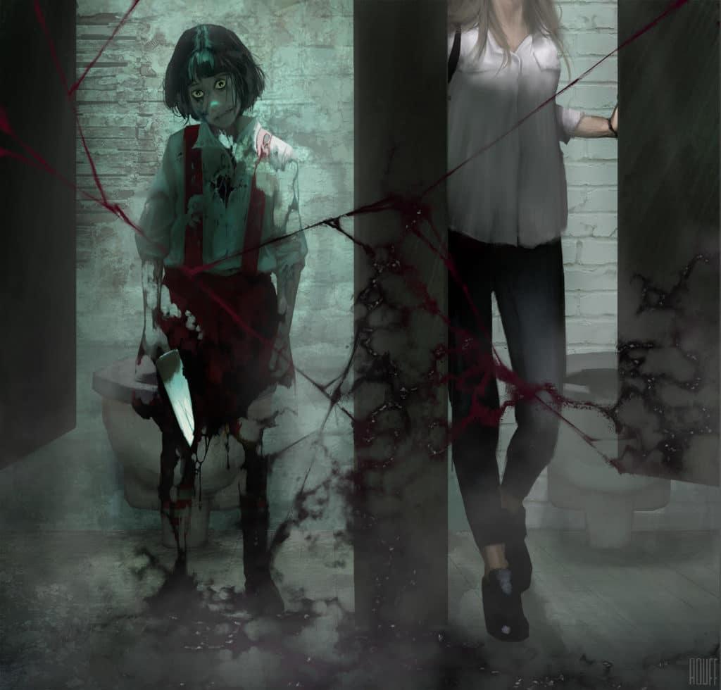 Hanako san por adam duff