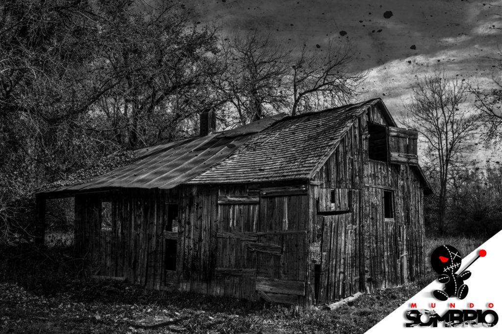História de Terror: Férias na Fazenda, mundo sombrio