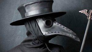 Máscara da peste negra: a curiosa história por trás da catástrofe