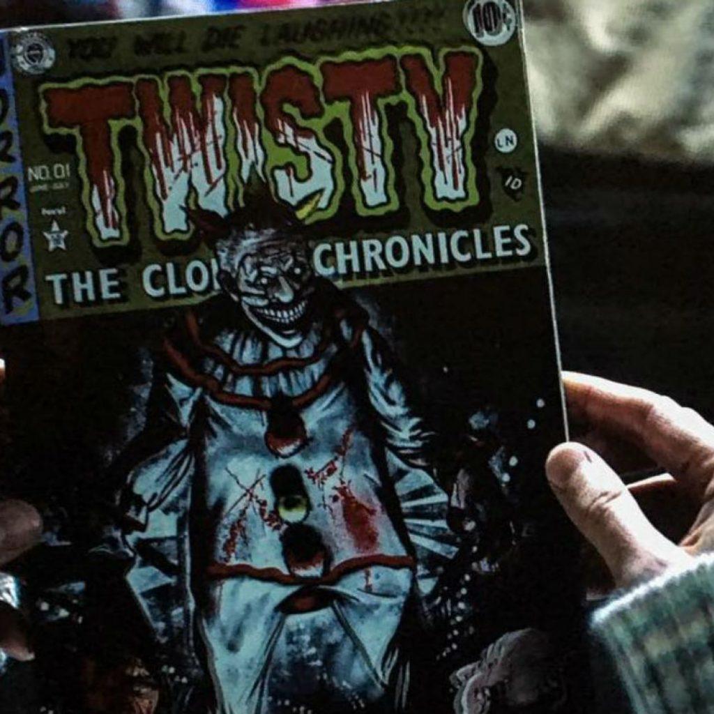 A Triste e Macabra História do Palhaço Twisty de American Horror Story 2