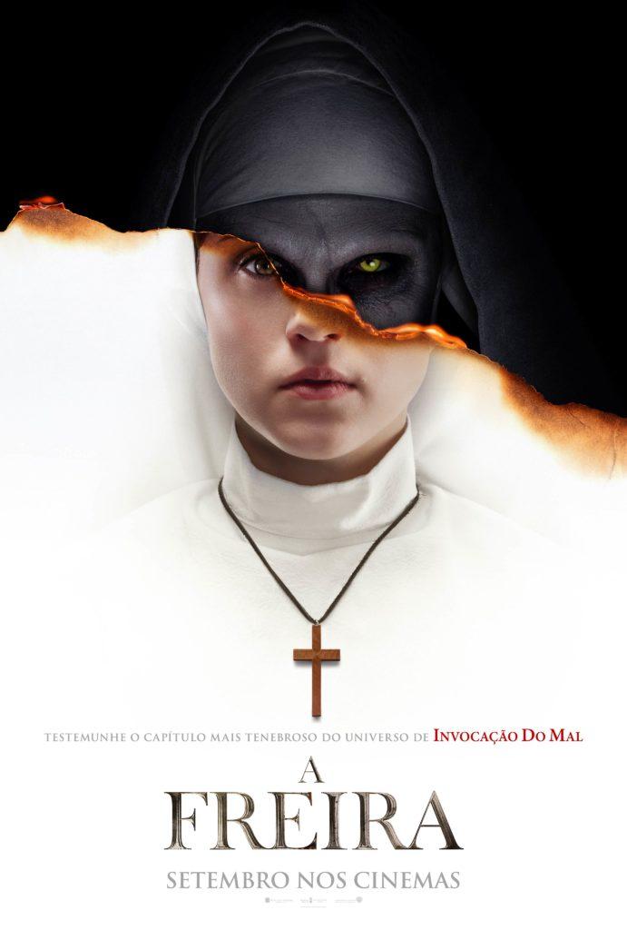 a freira filme capa