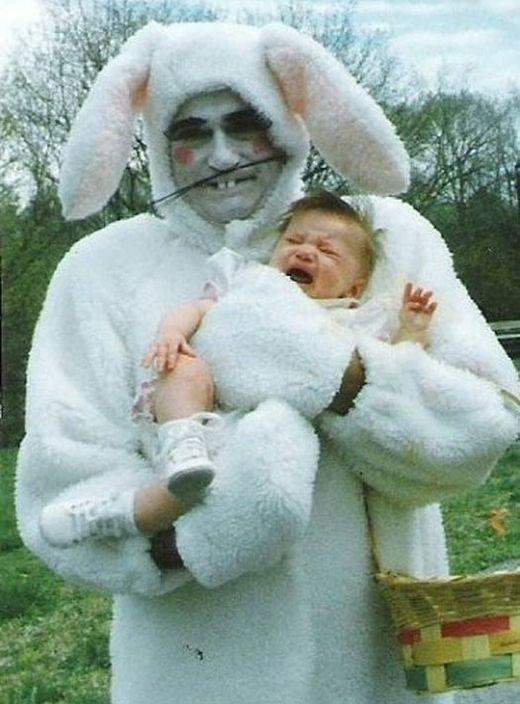 Creepy easter bunny pics 5 03 23 2018 • mundo sombrio