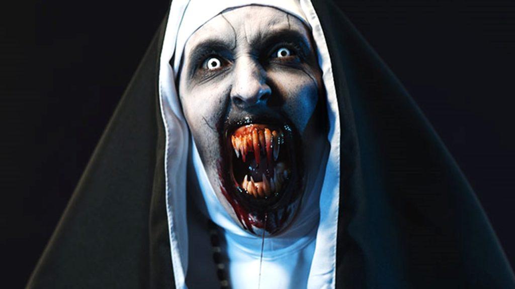 The nun • mundo sombrio