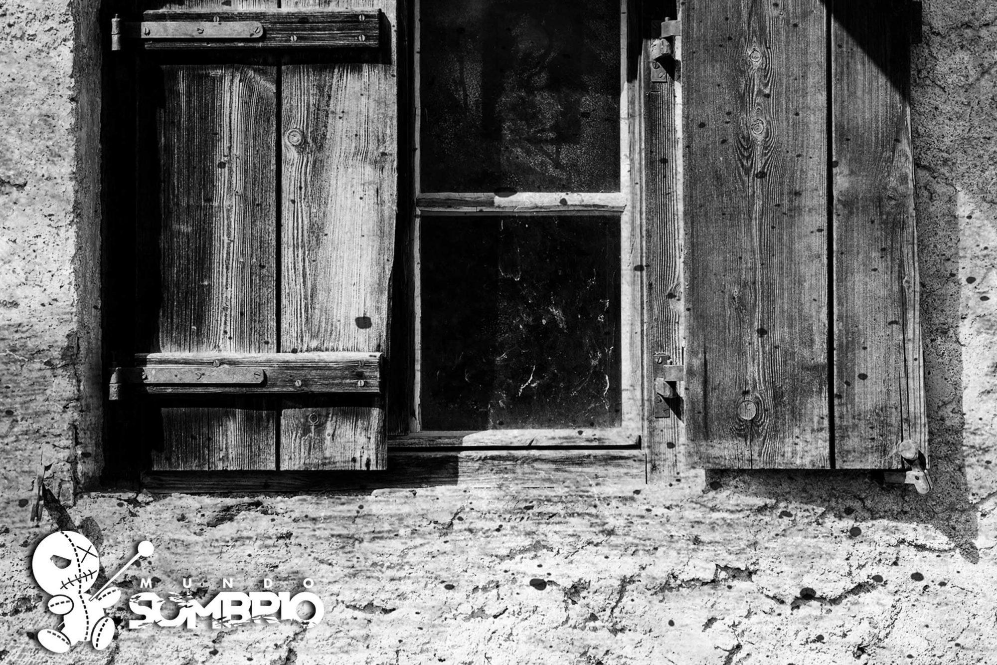 a janela história de terror