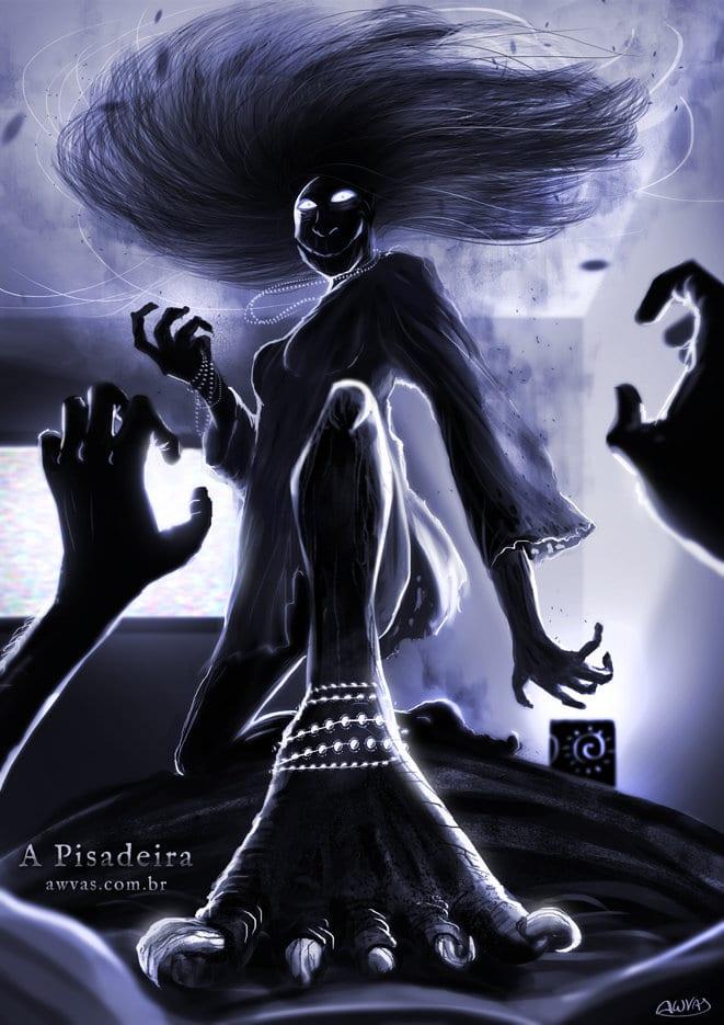 Anderson awvas pisadera • mundo sombrio
