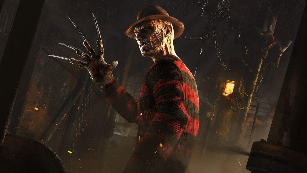 Freddy krueger • mundo sombrio