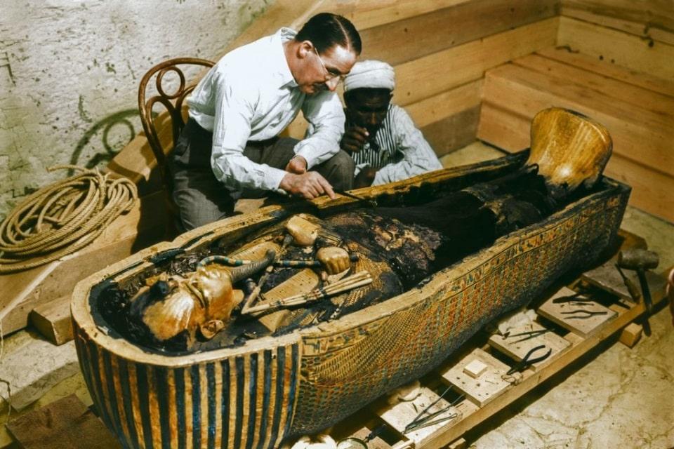 A maldição do faraó mundo sombrio 4 • mundo sombrio