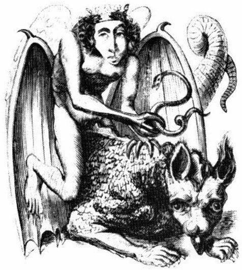 TOP 10 Demônios Mais Poderosos da História 1