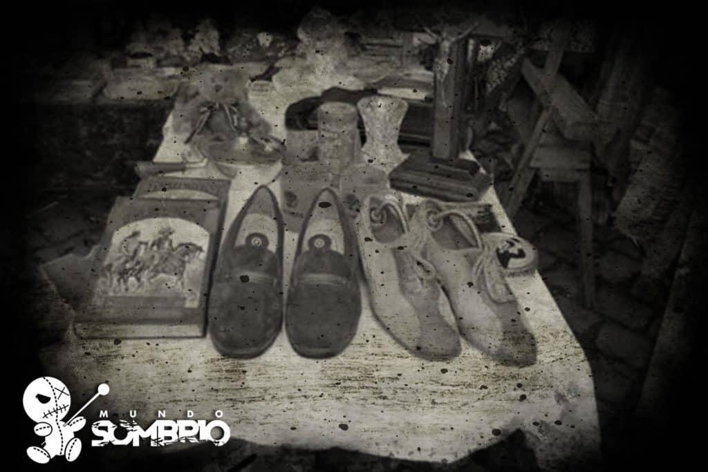 História de Terror: O Bazar