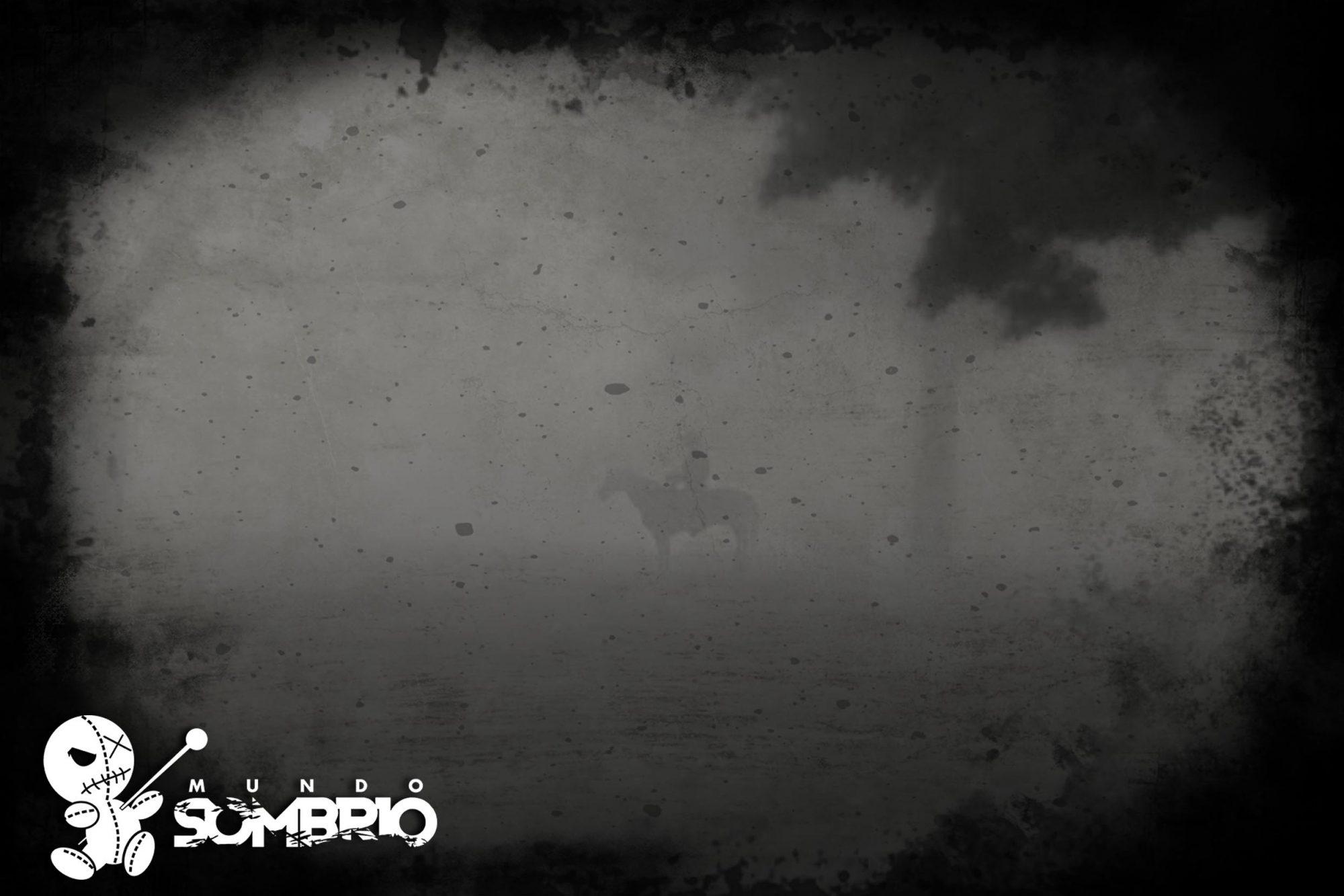 o cavaleiro fantasma história de terror