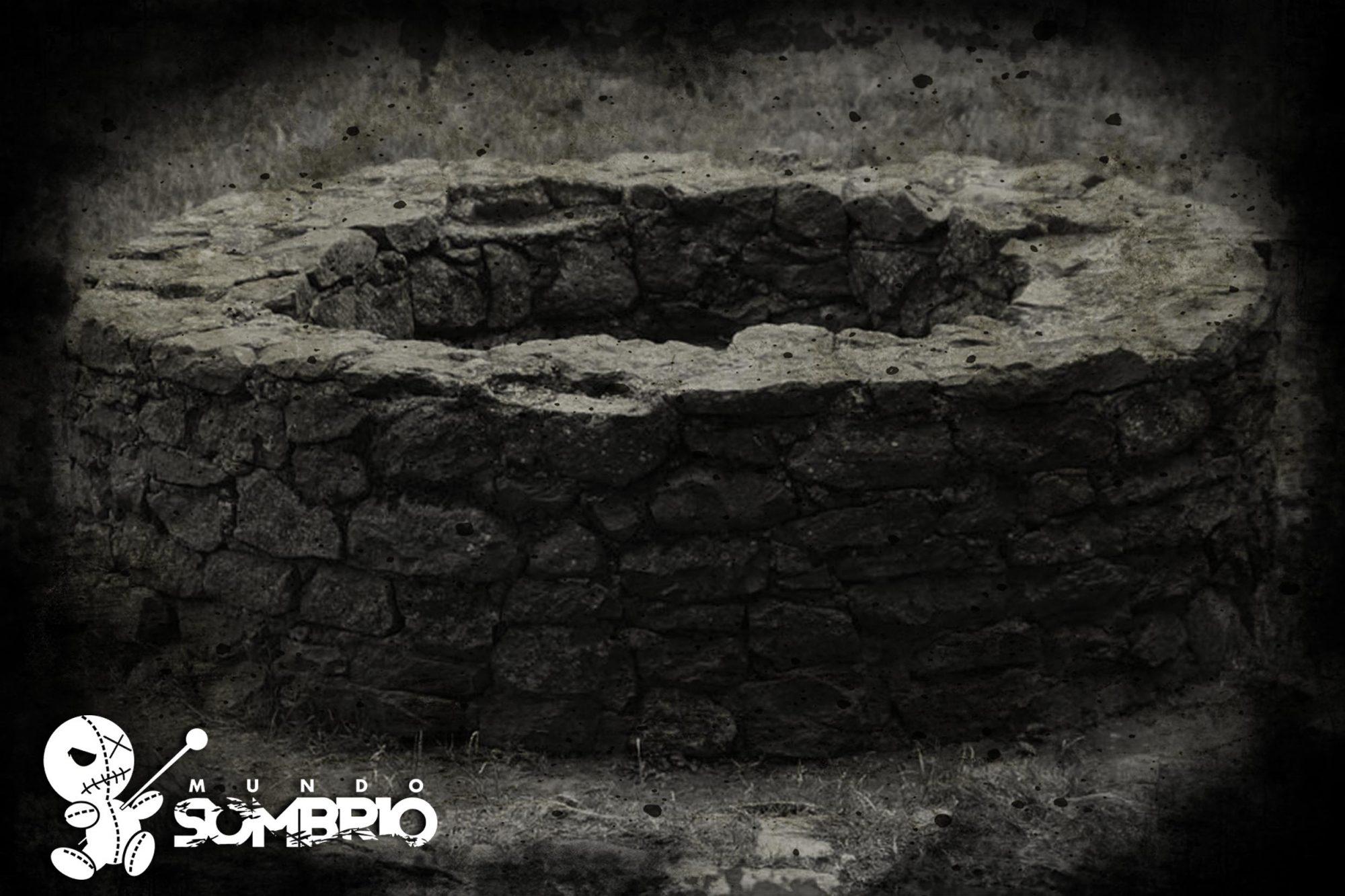 poço abandonado história de terror