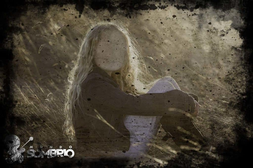 A Menina Sem Rosto [Relato Sobrenatural] 1