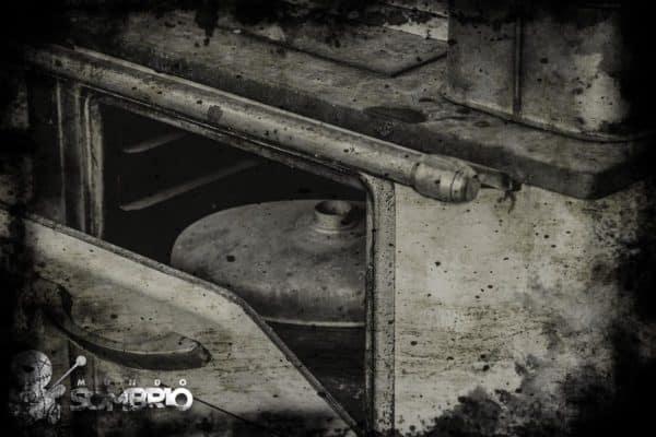 História de Terror: A Mulher no Forno