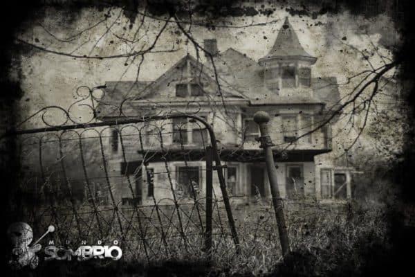 a nova casa velha história de terror