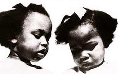 June e jennifer gibbons nasceram em 11 de abril de 1963 na ilha caribenha de barbados gêmeas silenciosas mundo sombrio