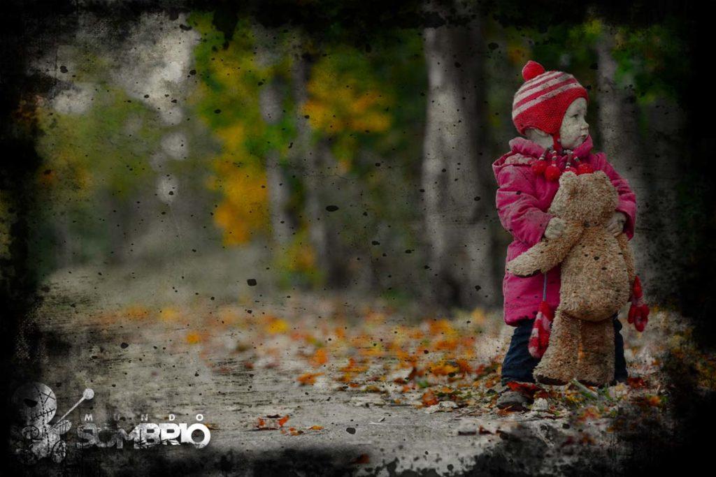 as crianças pedem bis história de terror mundo sombrio
