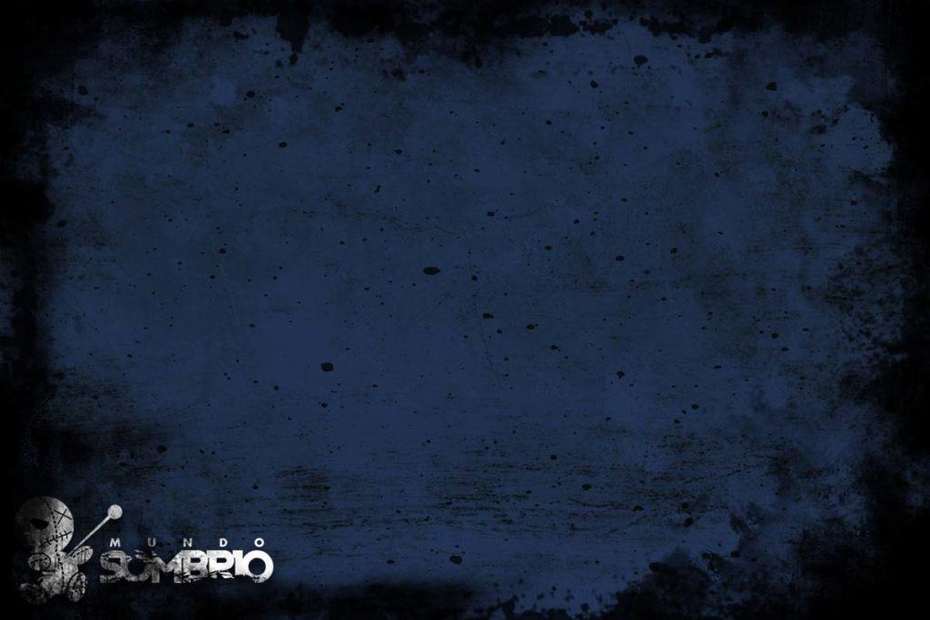 azul cobalto história de terror