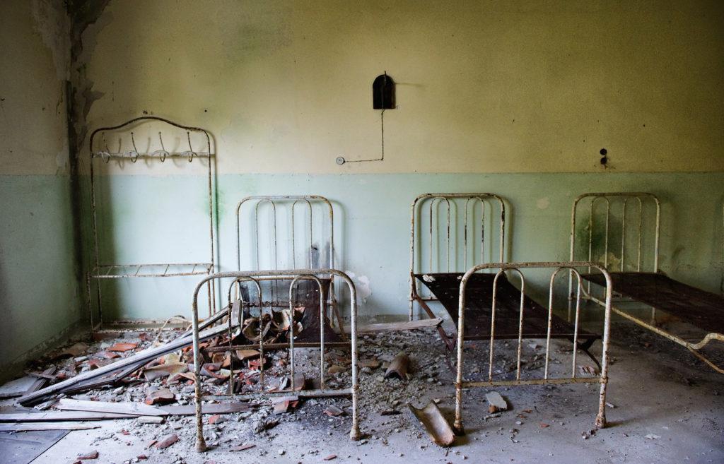 ilha de poveglia asilo abandonado