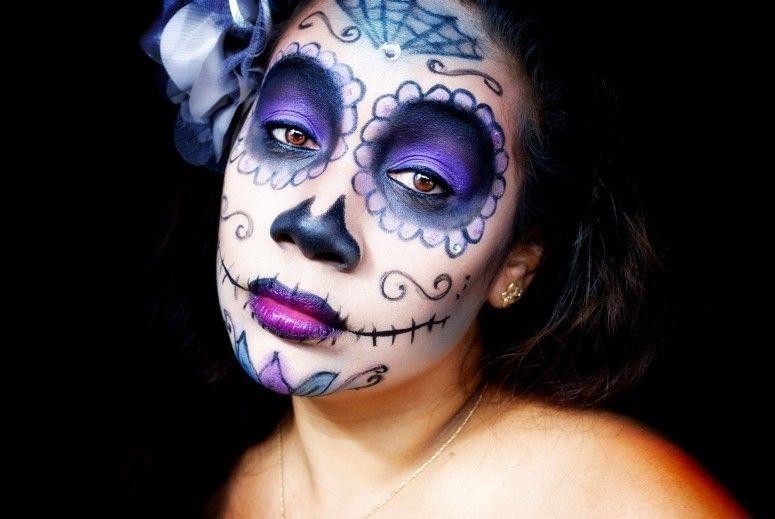Sugar skull 1 • mundo sombrio