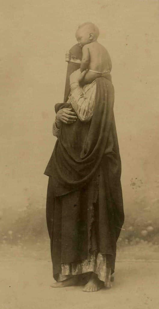 Mulheres escondidas em fotos do século xix - 9