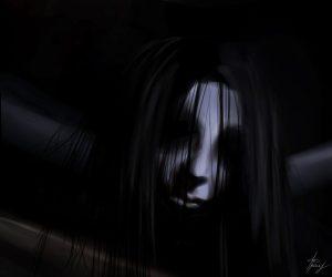 Kayako-por-anariel-lendas japonesas-mais-assustadoras