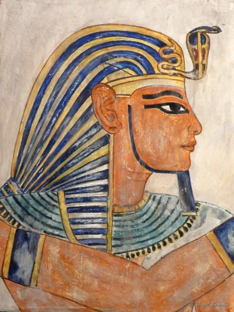Faraó ramses iii 1 • mundo sombrio