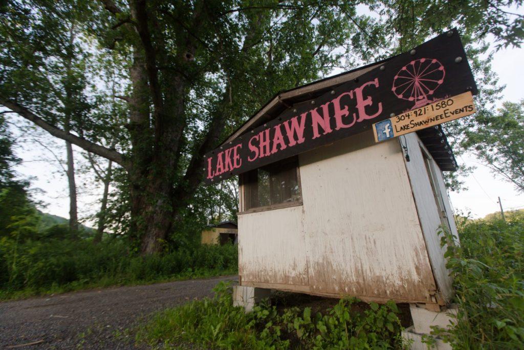 Lake shawnee mundo sombrio 1 1 • mundo sombrio