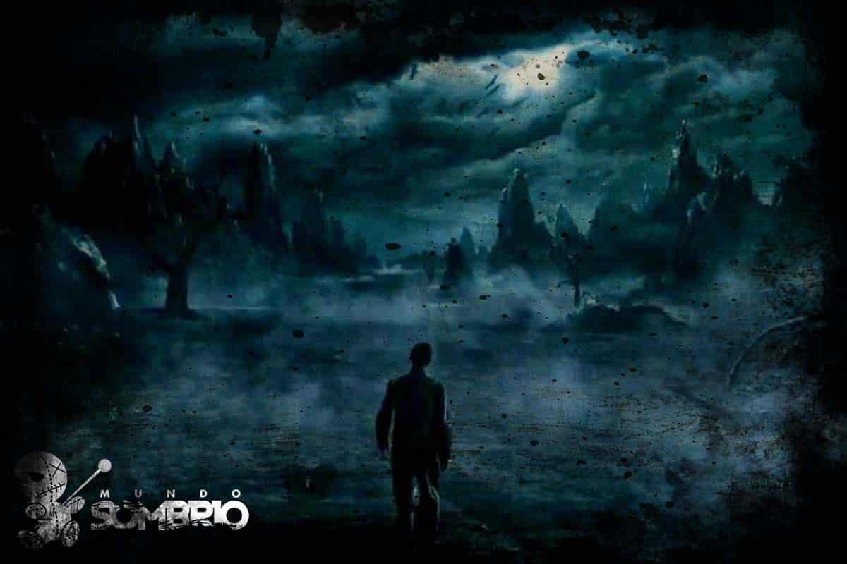 a coisa no umbral h. p. lovecraft mundo sombrio