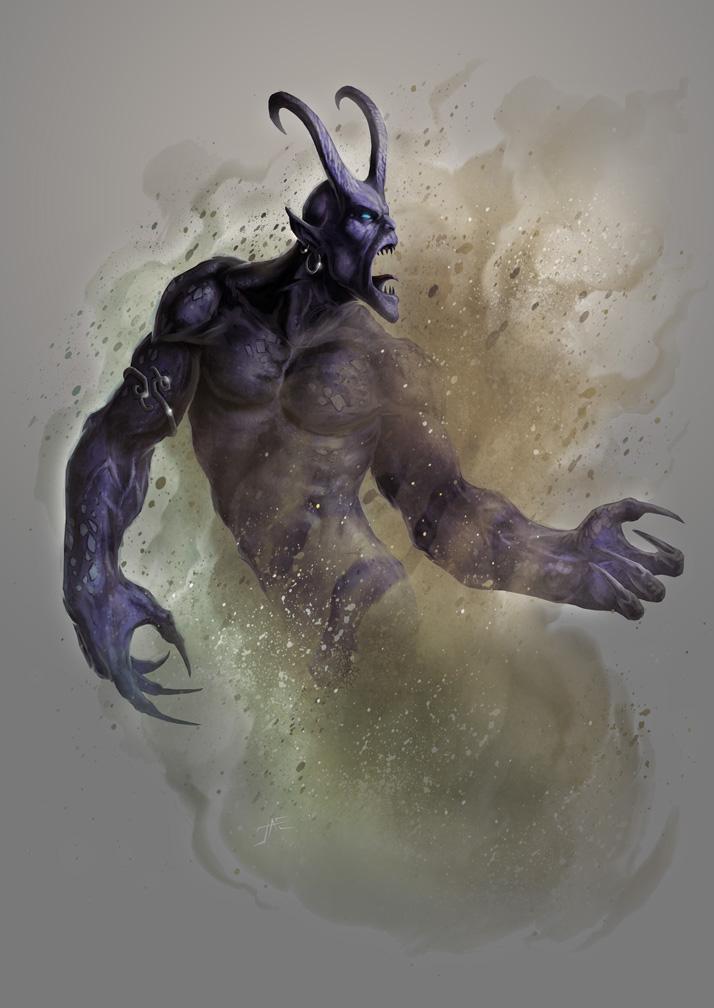 Dark jinn by jason engle demonologia mundo sombrio