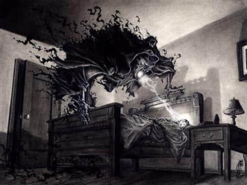 Shtriga ou Striga | Conheça a Bruxa que se Alimenta da sua Alma