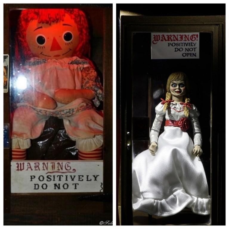Annabelle • mundo sombrio