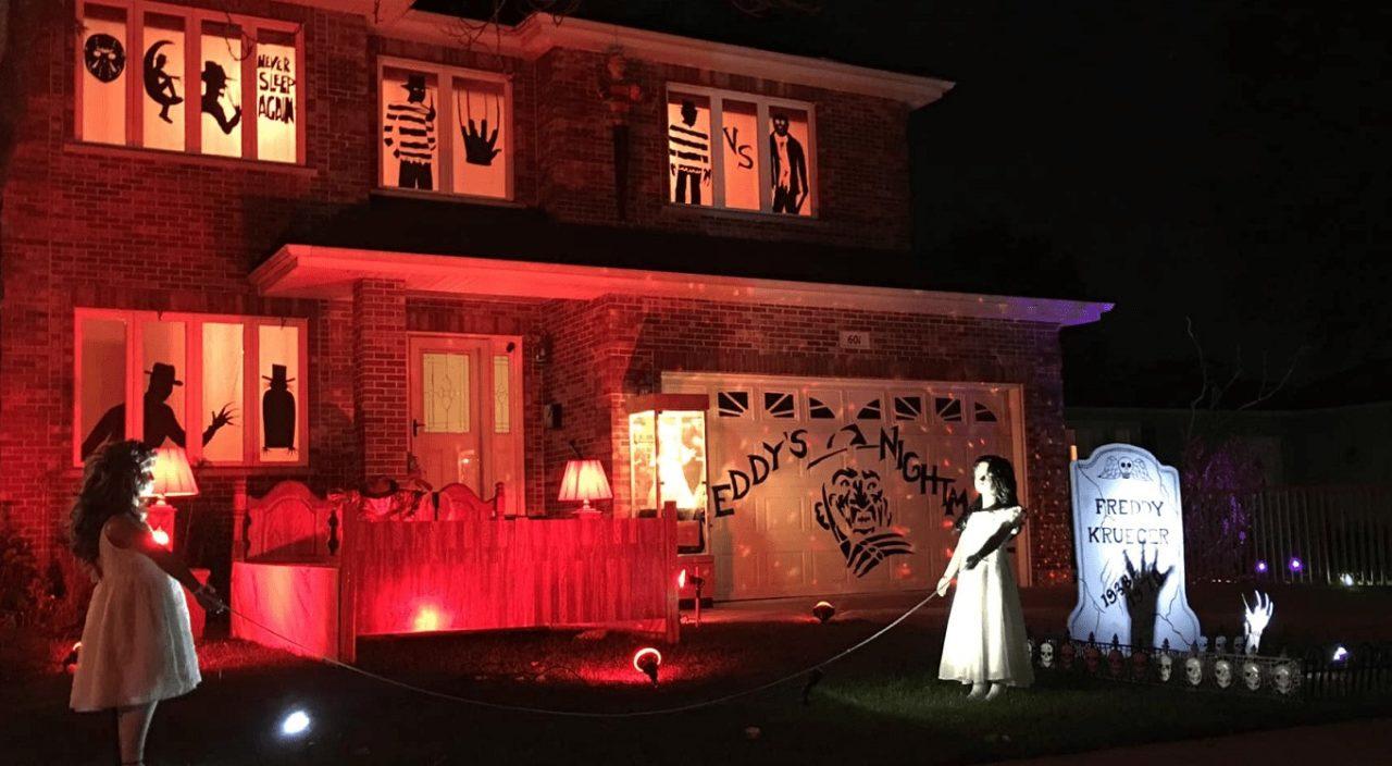 elm-street-halloween família wilkes mundo sombrio