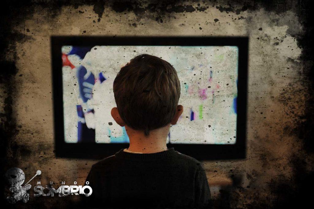 Cuidado Com Filmes de Terror história de terror