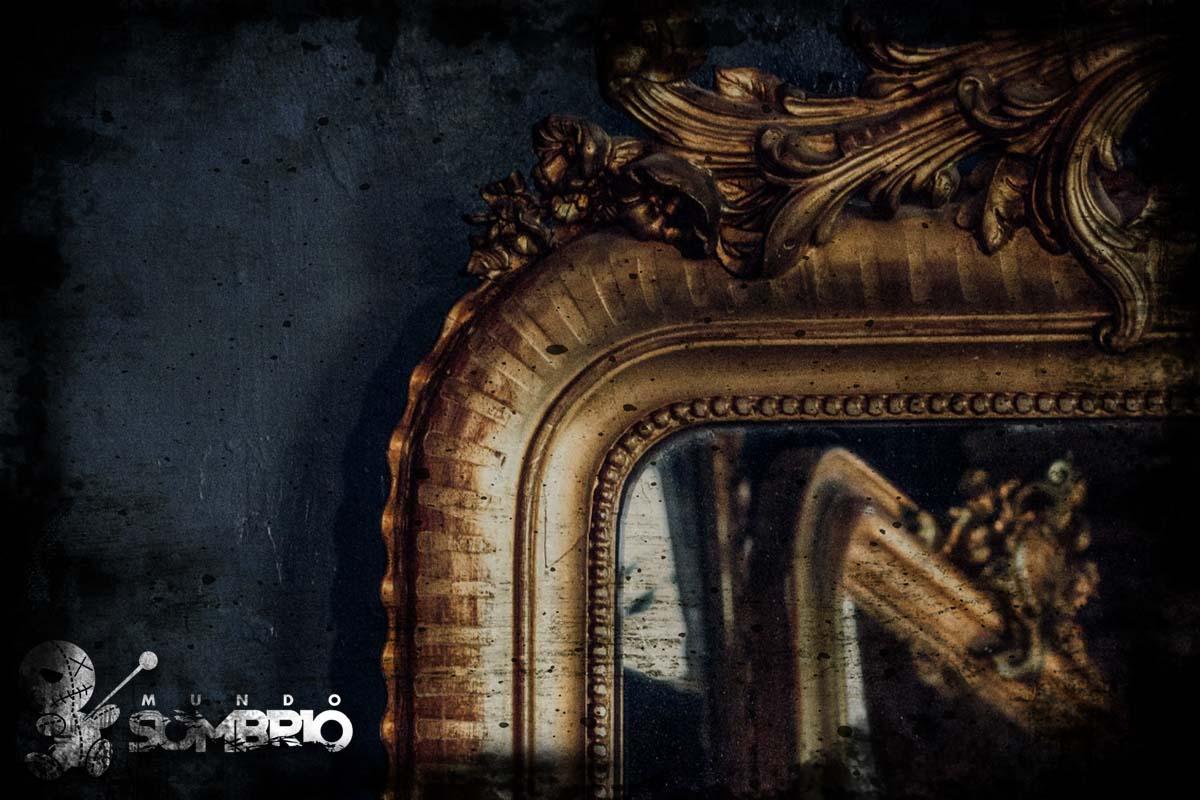 Os Espelhos da Casa Ambrósio História de Terror mundo sombrio