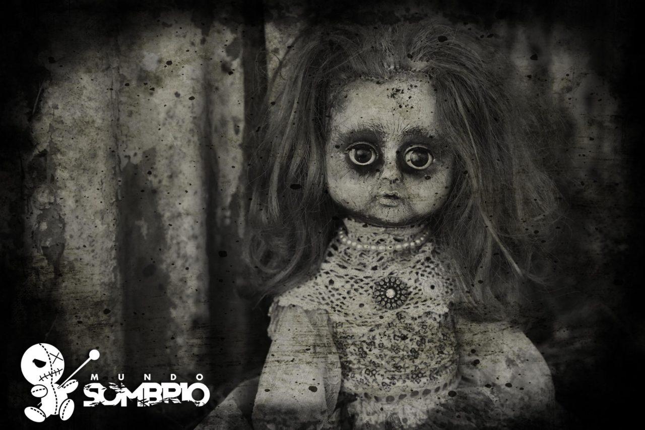 a boneca antiga história de terror