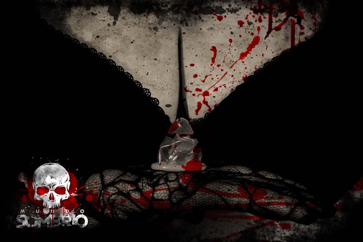 a camisinha assassina história de terror mundo sombrio