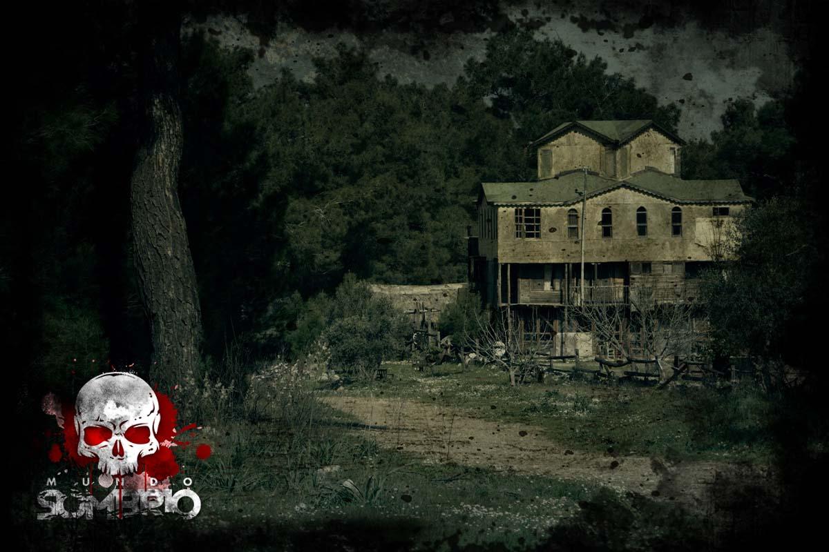 a casa dos condenados história de terror mundo sombrio