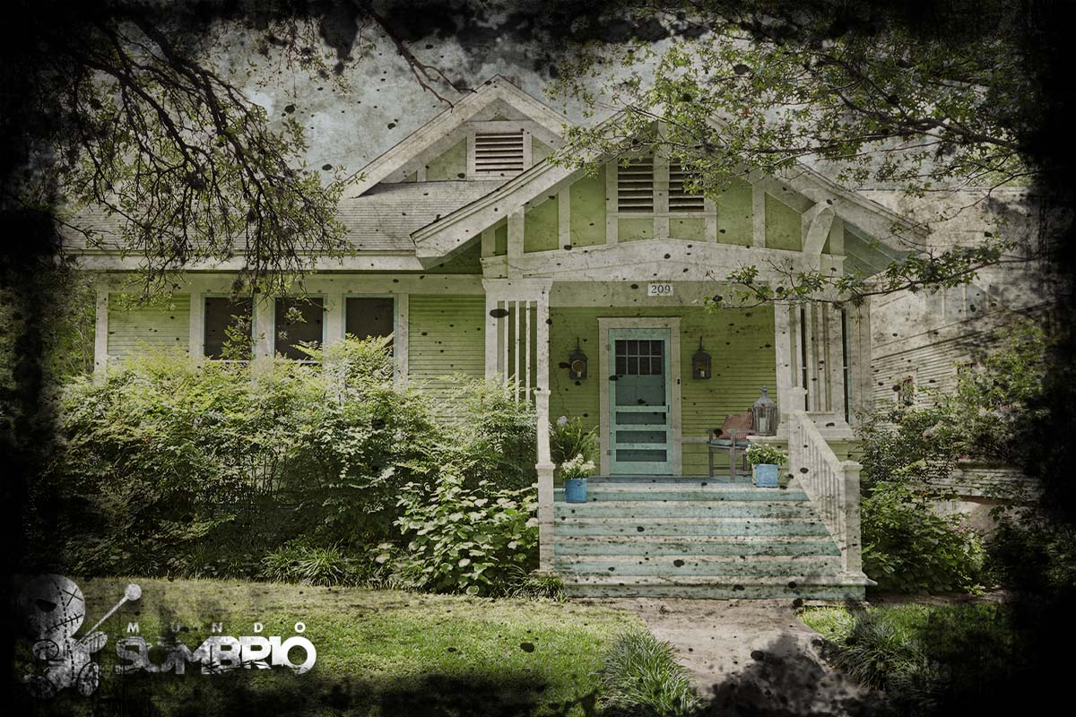 a casa verde história de terror mundo sombrio