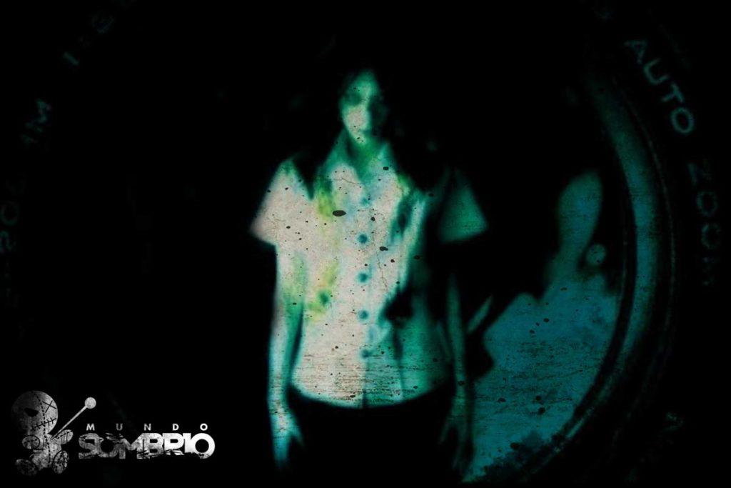 a garota da fotografia história de terror mundo sombrio