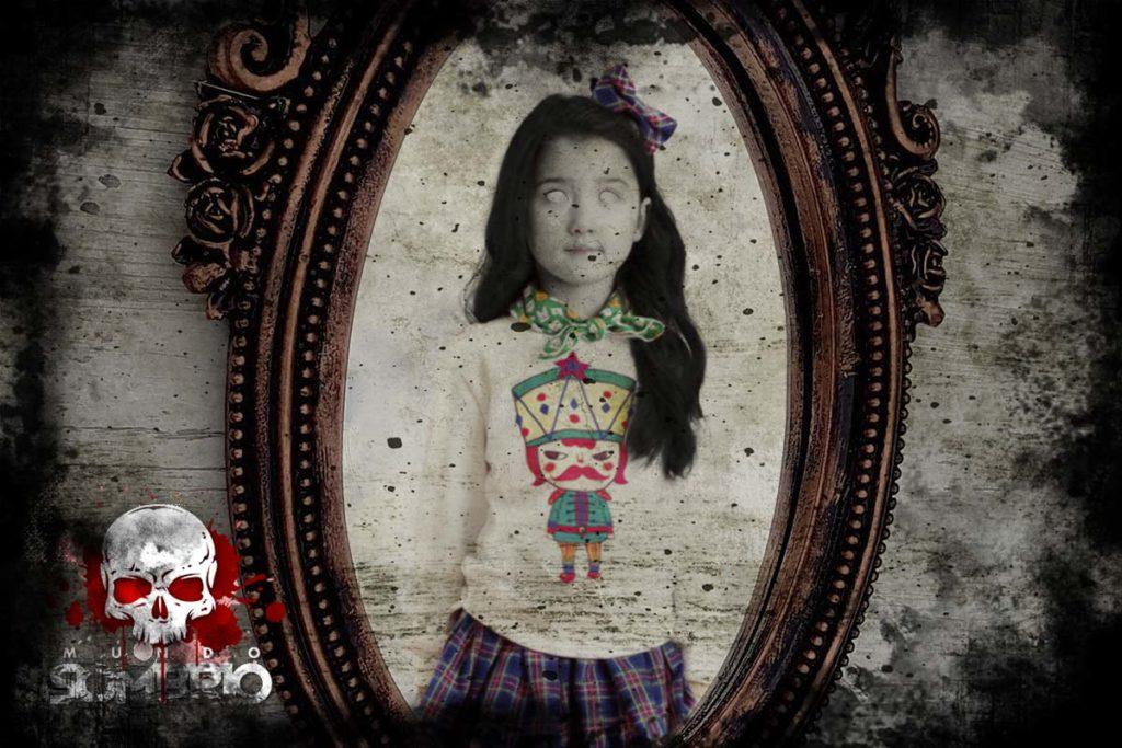 a garota no espelho história de terror mundo sombrio