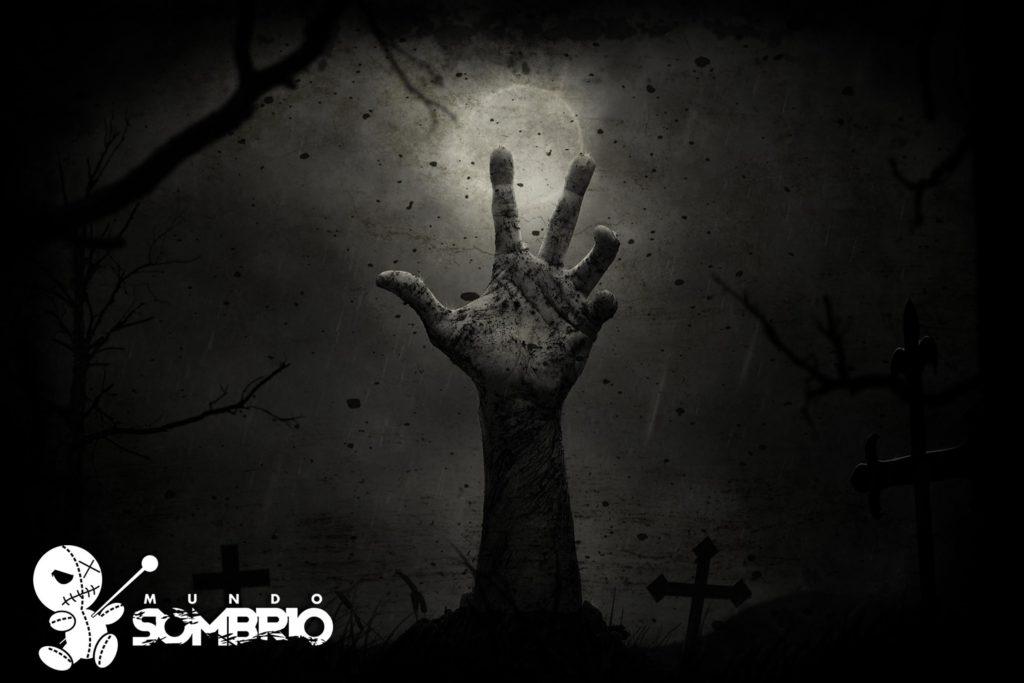 a mão morta história de terror