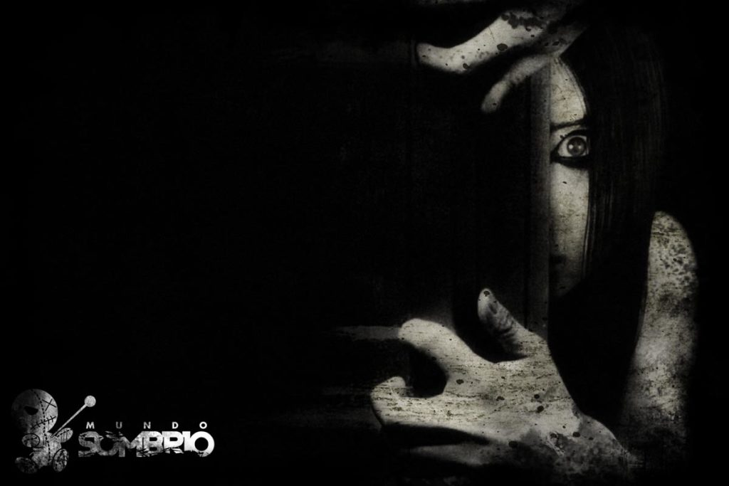 a menina da lacuna história de terror