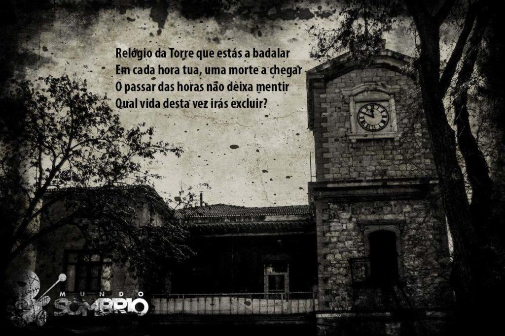 a torre do relógio livro de terror história de terror mundo sombrio