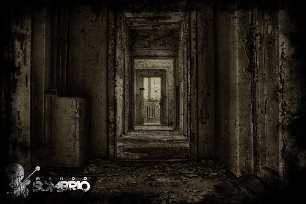 casa abandonada história de terror
