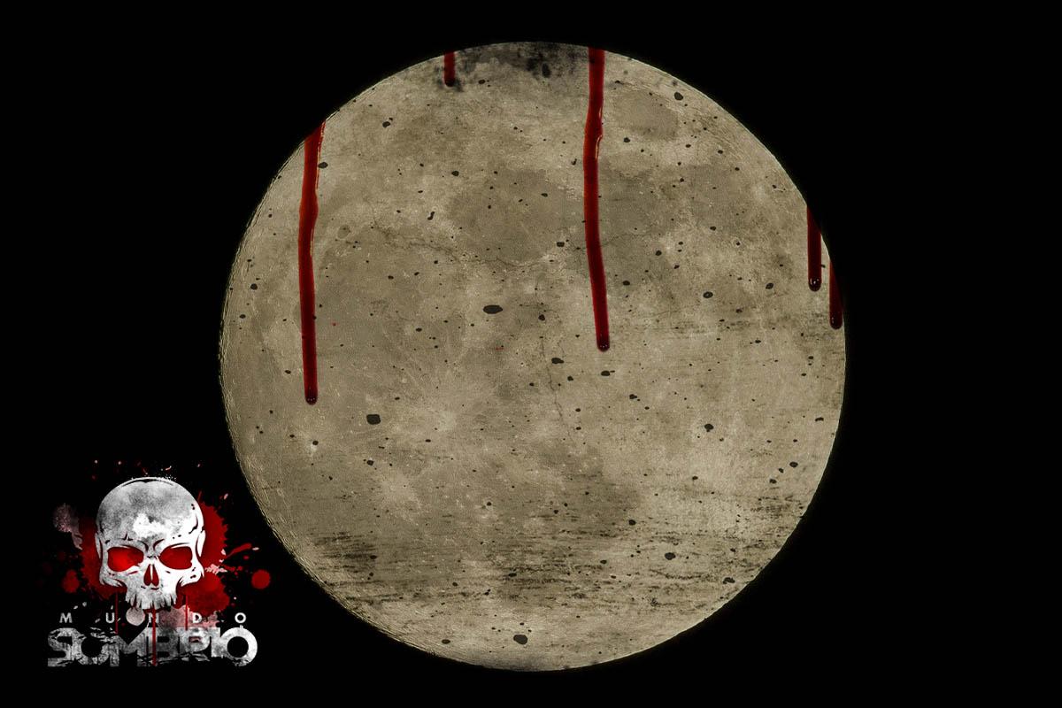 lua cheia história de terror