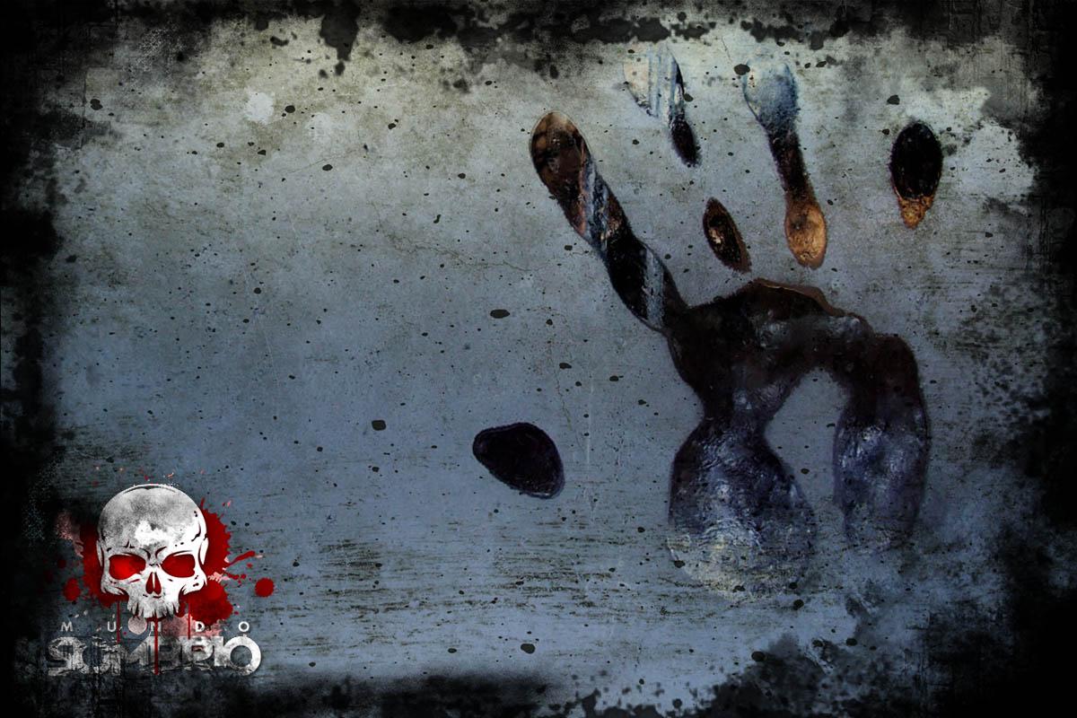 marcas de mãos história de terror mundo sombrio