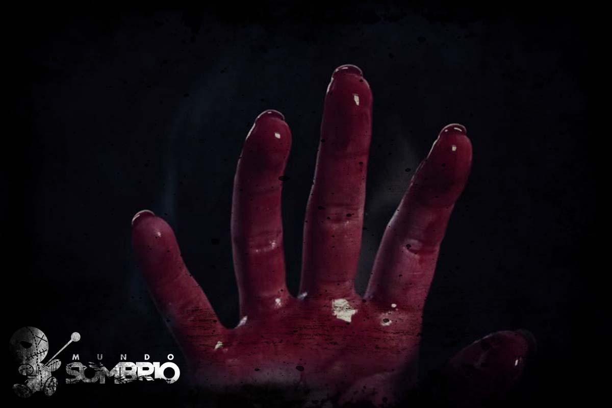 noite com sangue história de terror