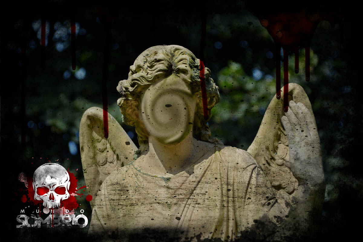 o anjo sem rosto história de terror mundo sombrio